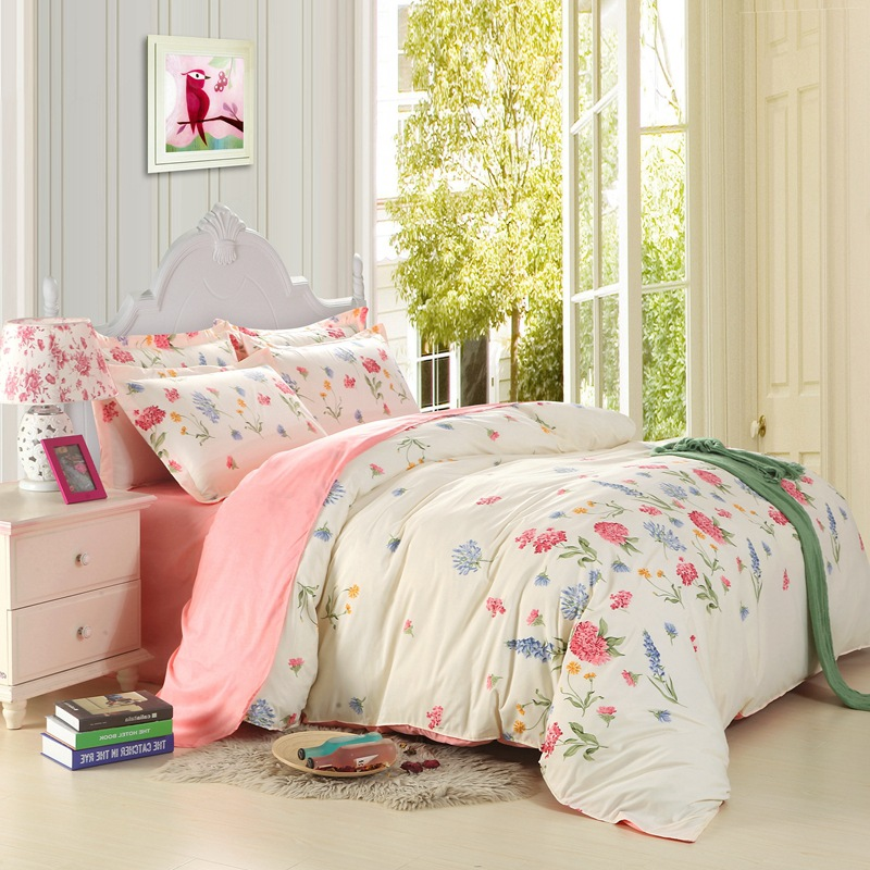 korean style king-full kids bed linen bedding set Cotton bedclothes soft, colorfast duvet cover bed sheet -comforte cover setskorean style king-full kids bed linen bedding set Cotton bedclothes soft, colorfast duvet cover bed sheet -comforte cover sets