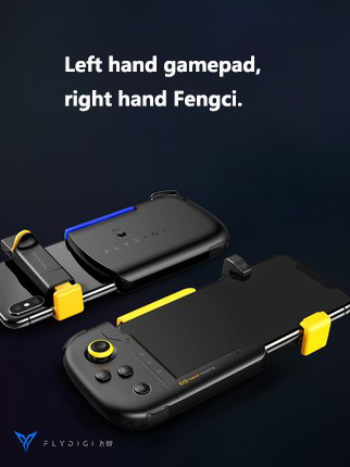 Flydigi Gamepad Shooting-Controller Trigger-Mobile Pubg Android Hand-Held Fengcibutton-Type