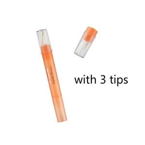 Image 3 - Tattoo Eyebrow Design Remove Skin Marker Pen Magic Eraser Remover Brush Tattoo Scribe Tool Tattoo accesories