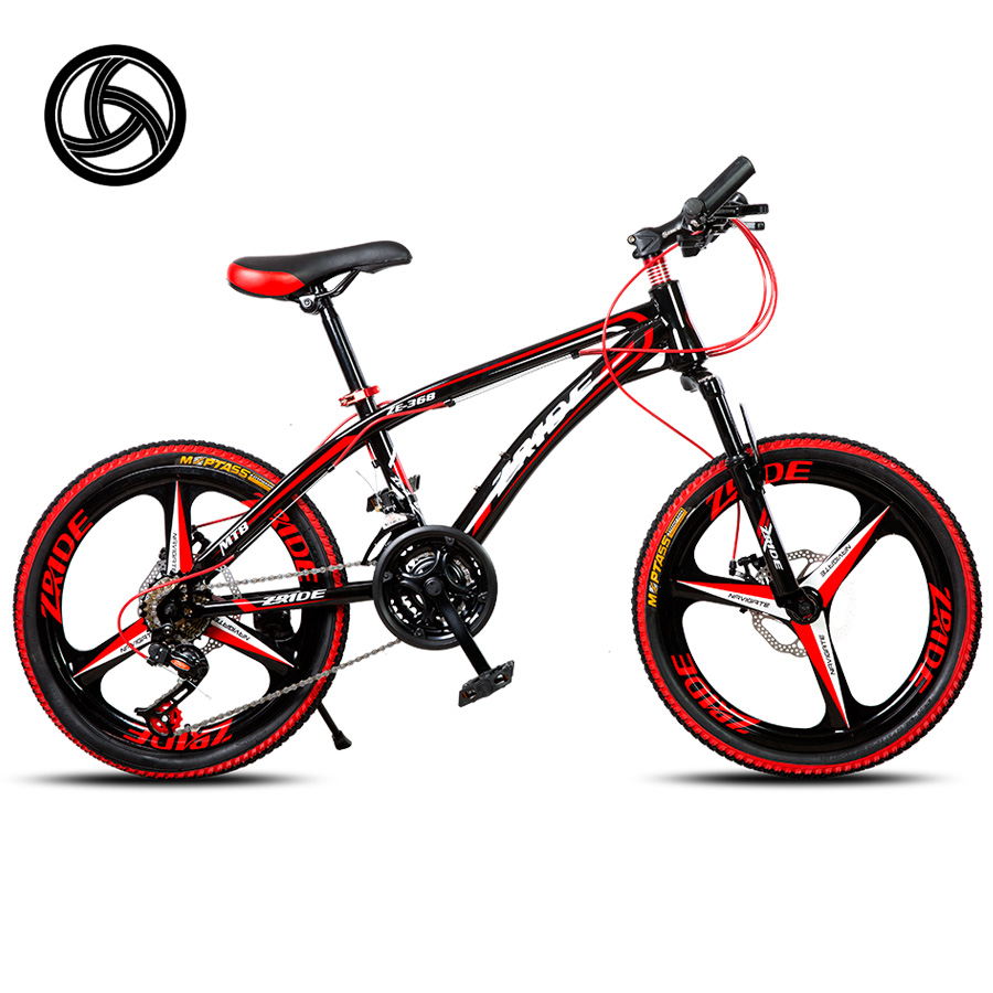 20 Inch 21 Speed Mountain Bike Bicycle For Kids Kids Bike