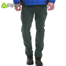 Rax Waterproof Windproof Outdoor Hiking Pants Men Softshell Pants Men Military Sport Trousers Man Hiking Trekking Pantalon Homme
