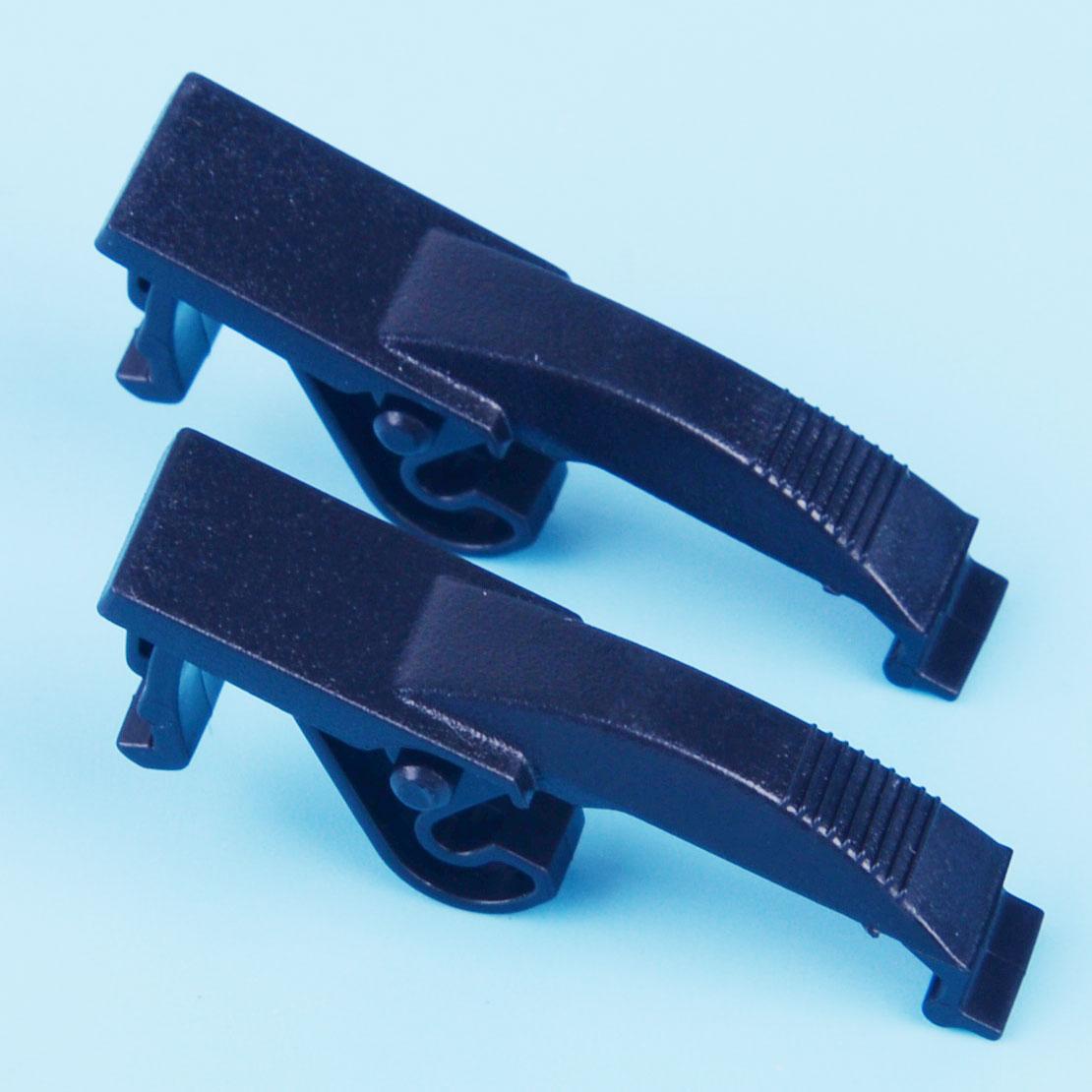 2x pastiglie dei freni mantenendo clip a molla Anteriore Posteriore adatta A4 B6//B7 2.0 TDI 2004-08