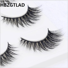 13 نمط مختلف مثير 100% اليدوية 3D المنك الشعر الجمال سميكة طويلة المنك الرموش وهمية رموش جودة عالية