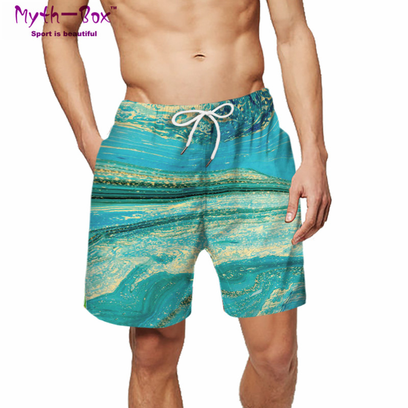 Summer Board Beach Movement Sports Shorts Pants Short Homme for Men Running Swimming Surfing Trunks 15 36