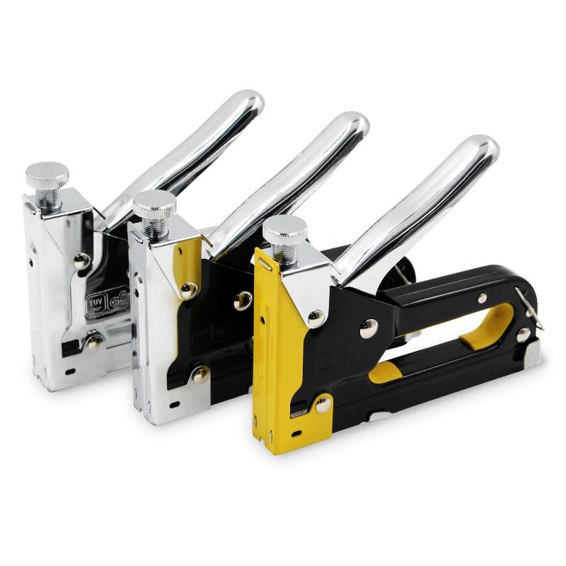 Multitool Nail Staple Gun Furniture Stapler For Wood Door Upholstery ...