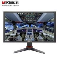 Widescreen HD LCD monitors 24/23.8 inch IPS computer screen display monitor/video surveillance shooting AV/YPBPR/HDMI/DVI/VGA