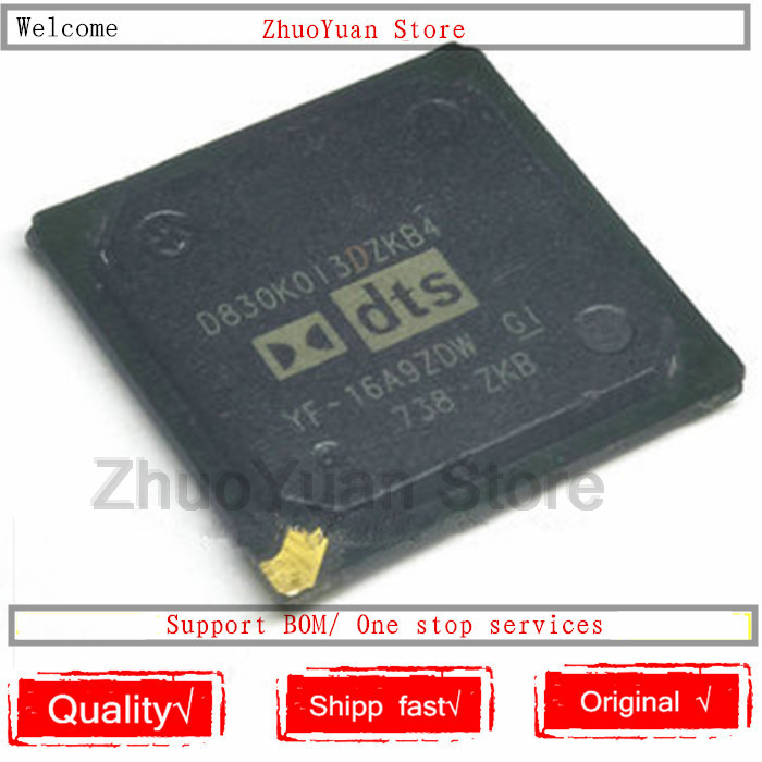 1PCS/lot D830K013DZKB4 D830K013 BGA Original Chip
