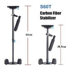 Steadicam s60T handheld camera stabilizer updated versions steadycam video steady DSLR estabilizador cameras Compact Camcorder