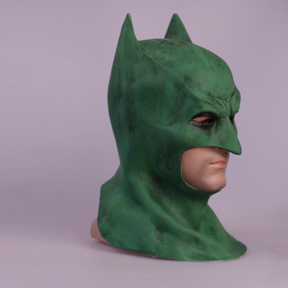 Suicide Squad Batman Masks Joker Green Mask Latex Batman Vs Superman Masks With Glasses Cosplay Batman Masks Halloween Party