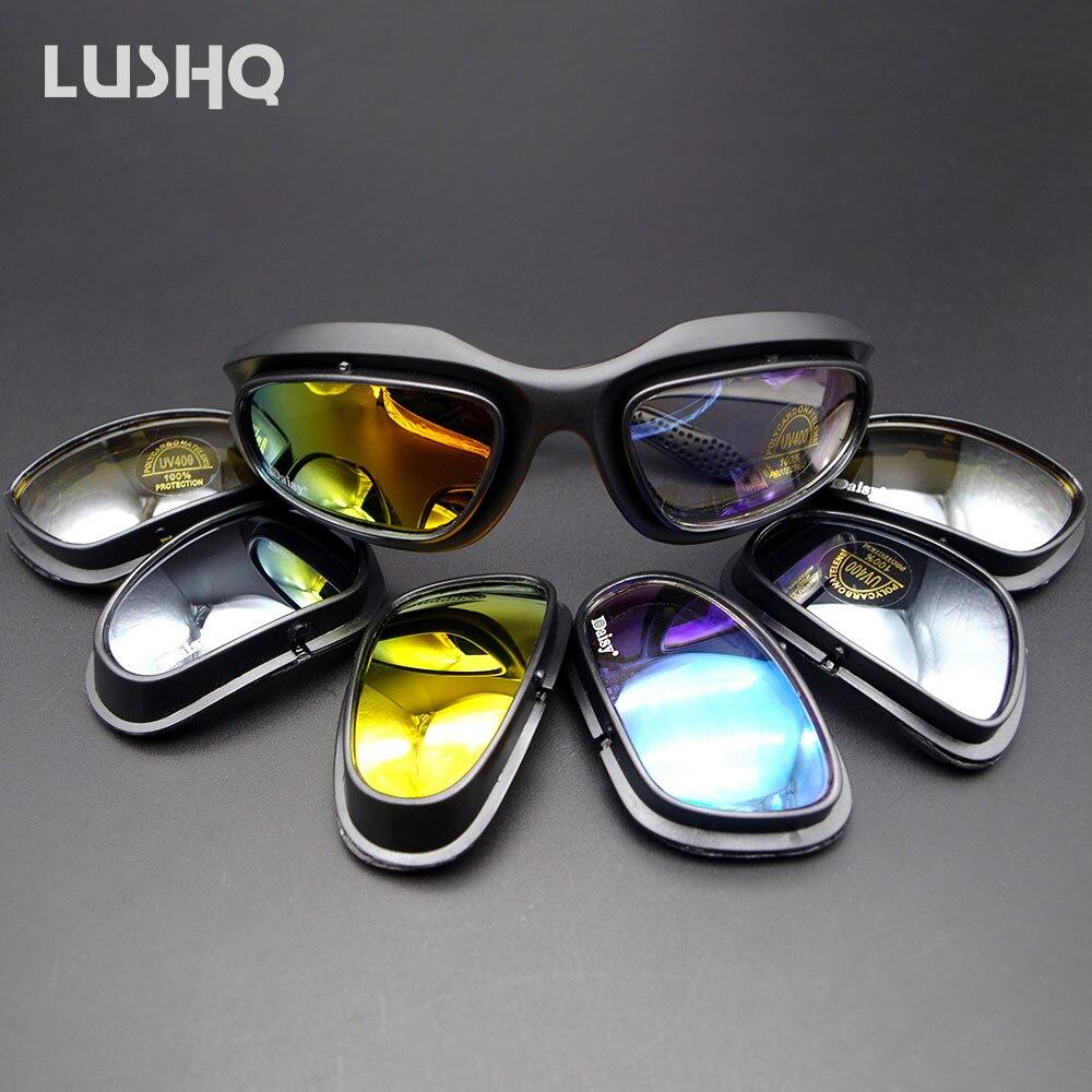 Outdoor Sports Glasses Bicycle Glasses Ski Glasses Oculos Motocross Motocross WWII Pilot Goggles Aviator Jet For Harley Retro
