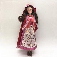 Rapunzel Dolls Jasmine Princess Doll Snow White mulan Ariel Belle Rapunzel toys For Girls Toys classic fashion doll winx