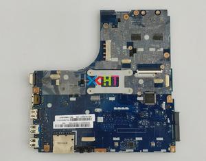 Image 2 - עבור Lenovo B50 45 w A8 6410 AM6410ITJ44JB מעבד ZAWBA/BB LA B291P w 216 086050 GPU המשולב מחשב נייד האם Mainboard נבדק