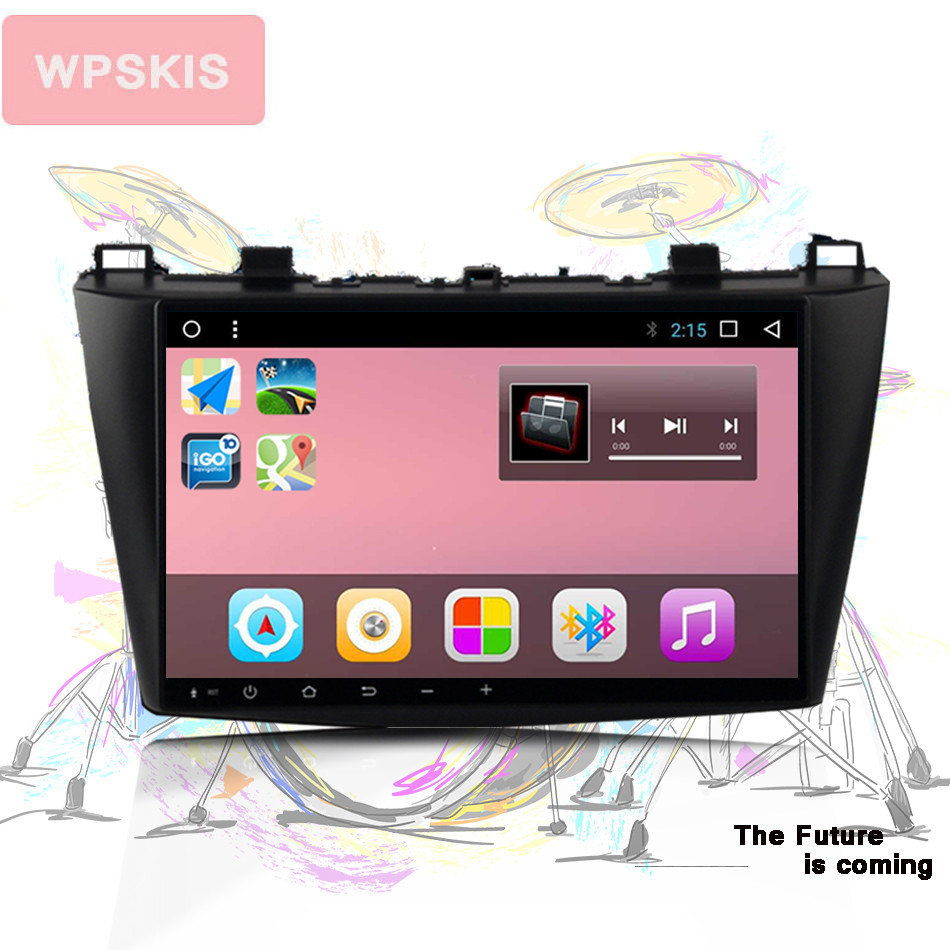 Android 10.0 Octa core RAM 4G IPS Car DVD GPS <font><b>Radio</b></font> stereo For <font><b>Mazda</b></font> <font><b>3</b></font> Axela 2009 <font><b>2010</b></font> 2011 2012 SWC Map BT Audio Head Units usb image