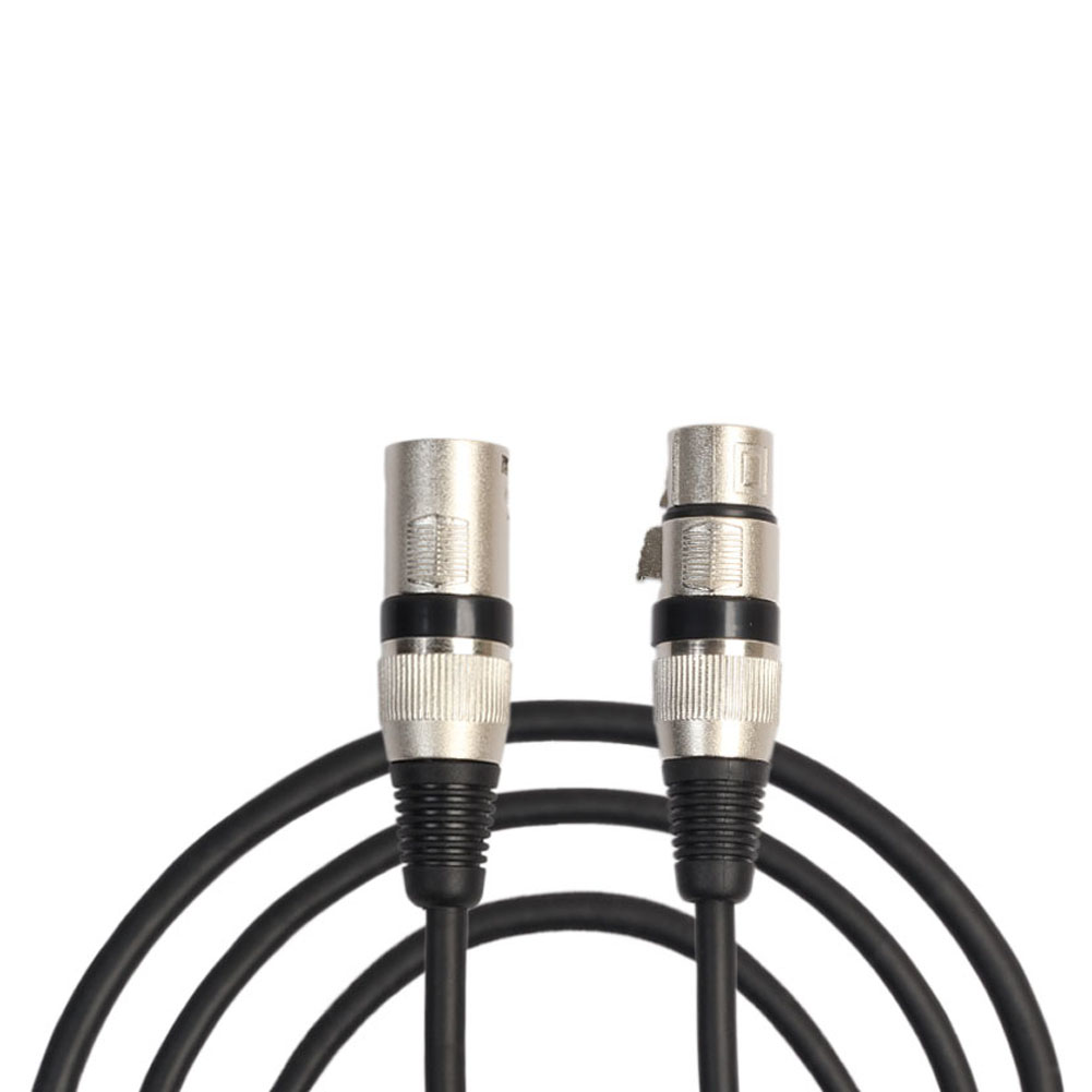 Live Broadcast Accessories 10m 3-Pin XLR Male to XLR Female MIC Shielded Cable Microphone Audio Cord