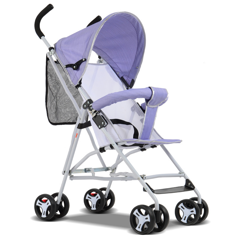 Children umbrella stroller BB car deck and easy to carry baby four baby stroller baby carriage on aircraft 2016 portable light easy carry fashion children baby stroller four wheels foldable stroller carry bag 4 color for 0 36 month