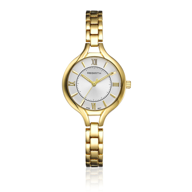 Relojes mujer 2017 REBIRTH marca de moda Relojes para mujer Pulsera - Relojes para mujeres