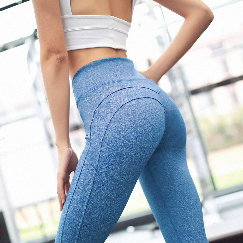 5482a92cc6a7e CHRLEISURE Women Workout Leggings Push Up Fitness Legging Femme Patchwork  Leggings Mujer 3Color-in Leggings from Women's Clothing on Aliexpress.com  ...