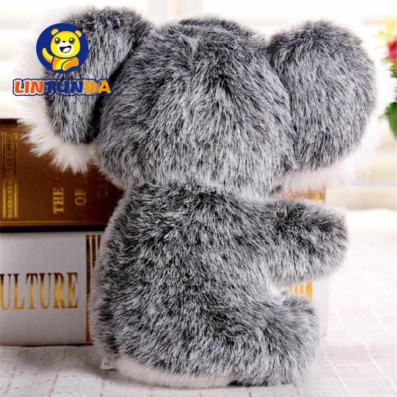 16CM הגעה חדשה סופר חמוד קטן קואלה דוב בפלאש צעצועי הרפתקאות קואלה בובת יום הולדת מתנה לחג המולד PT024