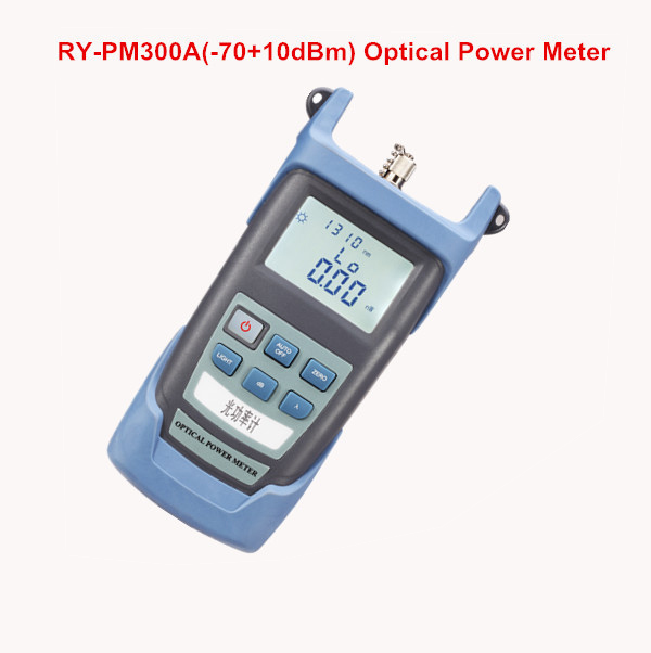 Fiber Optic Power Meter RY3200A 70 10dBm used in Telecommunications