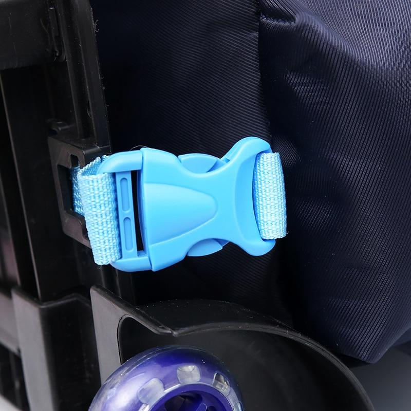 20 Sac à dos à roulettes 3D