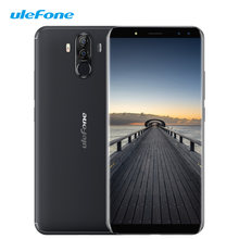 Smartphone Ulefone Power 3 4G LTE 6 pouces 18:9 écran complet ID MTK6763 Octa Core 6GB RAM 64GB ROM Android 7.0 6080mAh 16.0MP(China)
