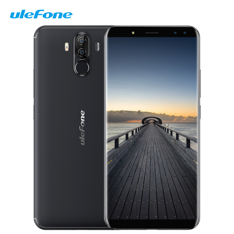 Ulefone Power 3 4G LTE Smartphone 6 Inch 18 9 Full Screen Face ID MTK6763 Octa