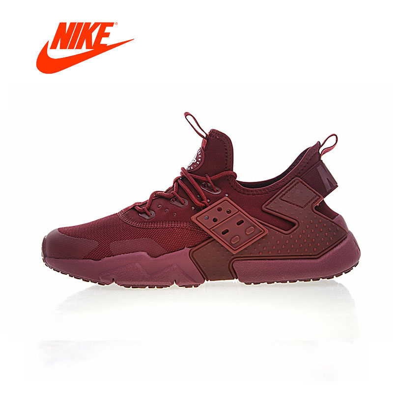 Original New Arrival Authentic Nike Air Huarache Drift Prm Men's Running Shoes Sport Outdoor Sneakers Good Quality AH7334-600 туринг 1 10 rs4 sport 3 drift subaru brz