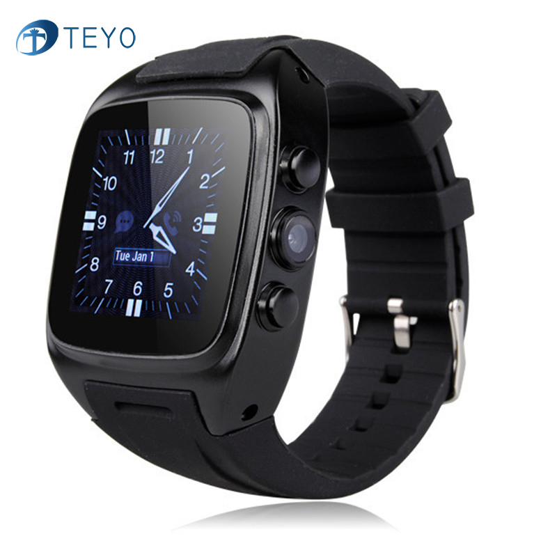 Teyo Sport Smart Watch PW306 Wifi SIM GPS Electronic Weather Pedometer Message E-mail Wearable Devices Smartwatch for Android children s smart watch with gps camera pedometer sos emergency wristwatch sim card smartwatch for ios android support english e