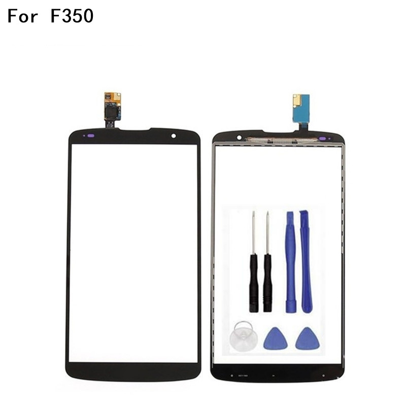 5.9 inches Touch Screen For LG Optimus G Pro 2 F350 D837 D838 Touch Screen Digitizer Front Glass Lens Sensor Panel