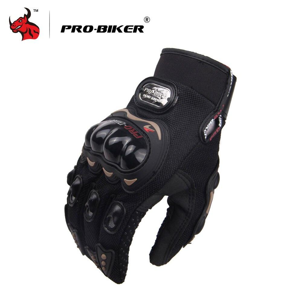 Pro Biker Motorcycle Gloves