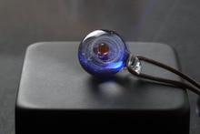 Women Universe Planet Galaxy Pendant, Sigle Bead Galaxy Necklaces & Pendants Girls With Gift Box Dropshipping