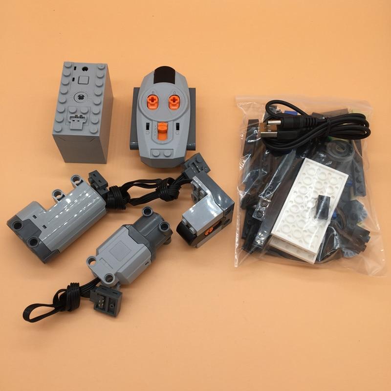 Modifié télécommande électrique 21047 Fords créateur Mustang 1967 ensembles de voitures de course blocs de construction brique jouet technique lego 10265