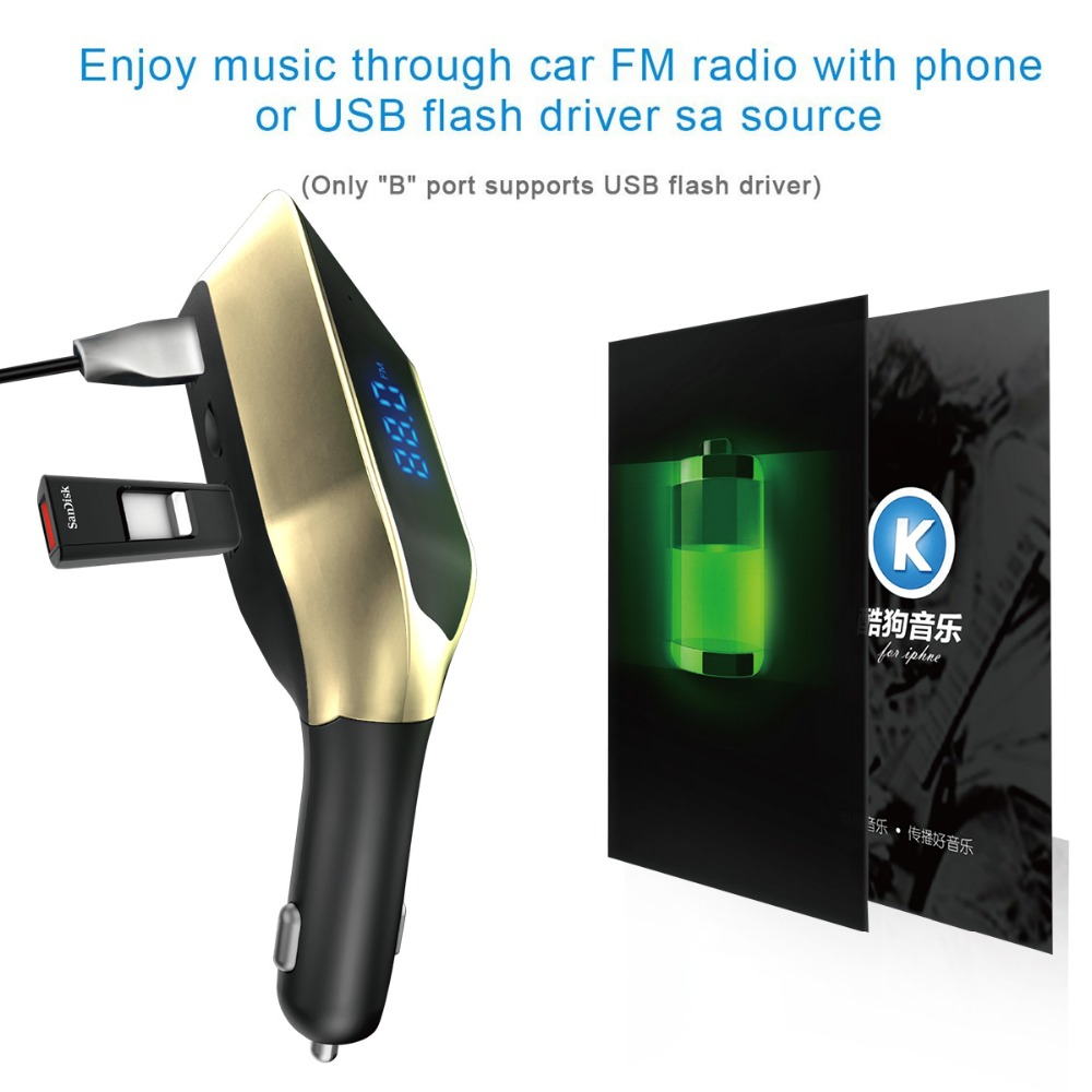 MP3 Car Player FM Bluetooth USB Car mp3 Player Charge for Phone for Ipad