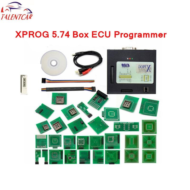 Latest Version XPROG 5.84 Black Metal Box ECU Programmer 5.70 XPROG-M box V5.74 Upgarde of Xprog M V5.60 Xprog 5.55 V5.55 2017 new arrivals xprog v5 60 new generation released x prog m metal box xprog 5 60 higher version of v5 55 ecu programmer tool