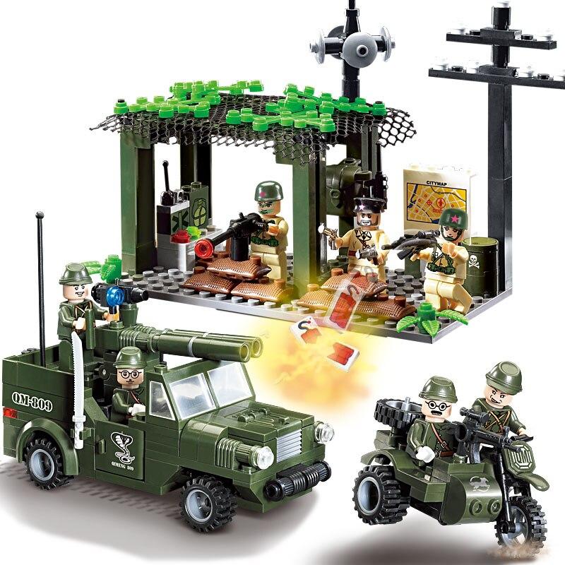 Φωτισμός Στρατιωτικών Εκπαιδευτικών - Κατασκευαστικά παιχνίδια - Φωτογραφία 3