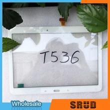 Orijinal kalite garantisi 10.1 inç Samsung Galaxy Tab için 4 gelişmiş T536 SM T536 LCD dokunmatik Digitizer cam Panel