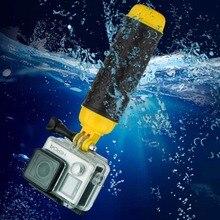 GoPro Интимные аксессуары Bobber плавающей полюс рукоятки для GoPro Hero 5 4 4S 3 + 3 2 SJCAM SJ4000 SJ6000 xiaomi Yi Action Камера