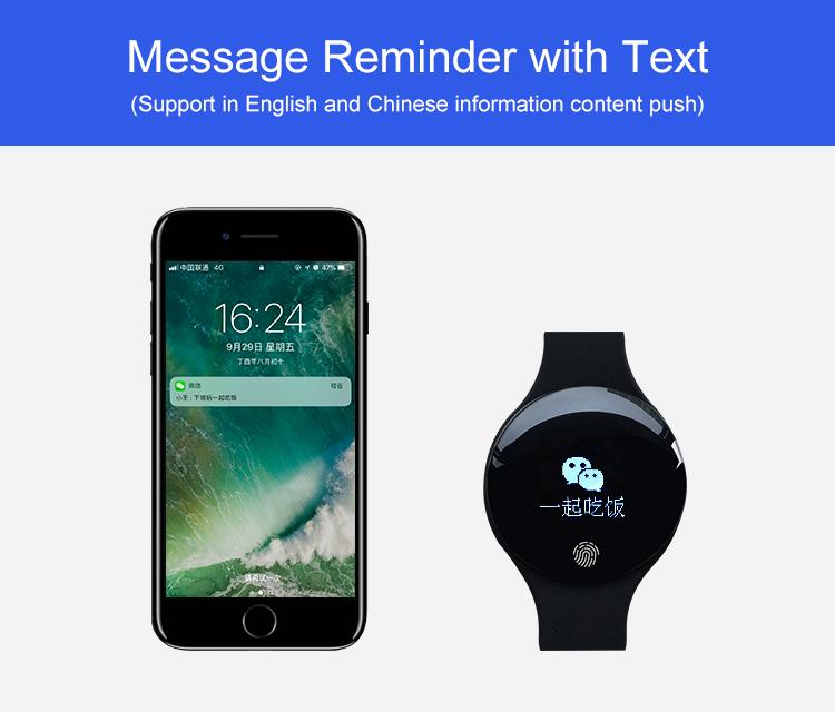 Montre intelligente pour Android IOS 13