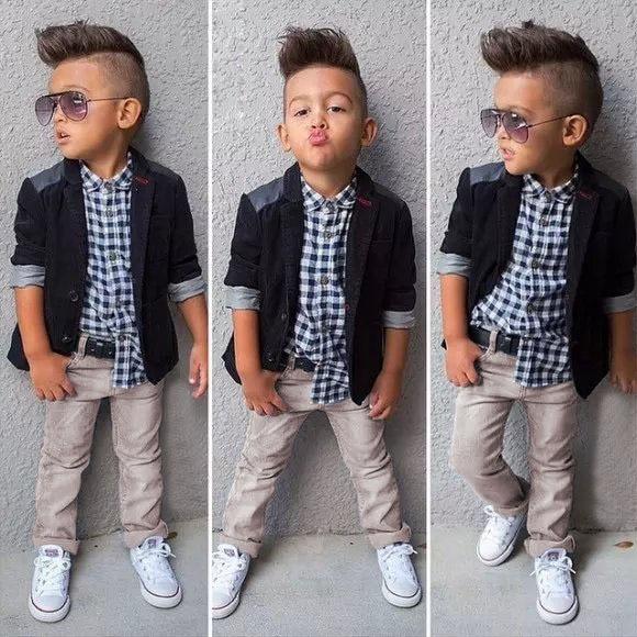 все цены на  EMS DHL Free Shiping Wholesale  Little Boys Toddler Kids Children 3PC Suit Gentlemen Clothing Party Wear Shirt  Coat Jeans  онлайн