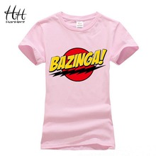 Bazinga Women T-shirt – 5 Colors