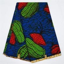 6yards wax real veritable ankara dutch design 100 cotton super quality hollandais fabric prints A651 factory