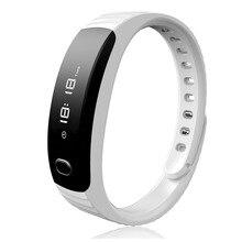 Wasserdichte H8 Bluetooth Smart Armband für Android iOS Telefon Fitness Schrittzähler Armband Call Reminder Smartband Zeit Smartwatch