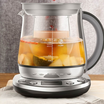 stainless steel multi-function electric kettle YS802 multi function green
