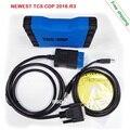 Горячие продажи профессиональный OBD2 Диагностический Сканер bluetooth TCS CDP PRO для 12 В/24 В Автомобилей/Грузовые бесплатно пересылка