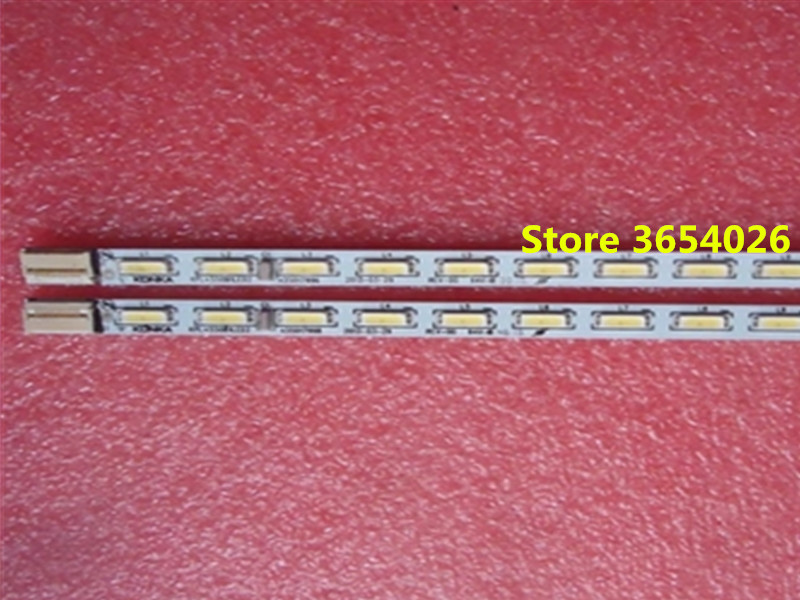 FOR Konka LED55M5580AF Backlight KPL+550B1LED2 35018085 35018012 35017996 35018013 35018014 1piece=56LED 613MM 1SET=L+R 2pcs