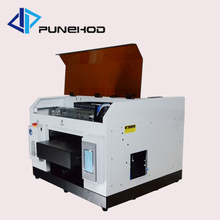 A3 размер печати текстиль DTG планшетный принтер с белыми чернилами для печатной машины футболки