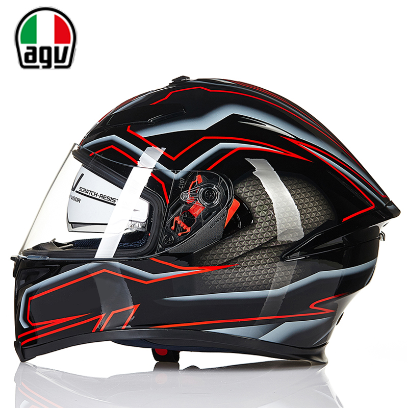 acheter italie agv marque k5 moto quitation vr46 protection casque int gral. Black Bedroom Furniture Sets. Home Design Ideas