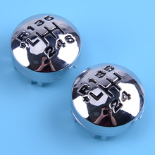 Cap Top-Cover Gear-Shift-Knob 5008 3008 Peugeot 307 807 C4 Picasso Citroen C3 6-Speed