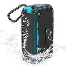 TWS Bluetooth Speaker IP67 Waterproof Speaker Outdoor Portable Column Support FM Radio AUX MP3 Music Player Handsfree 8 Hours стоимость