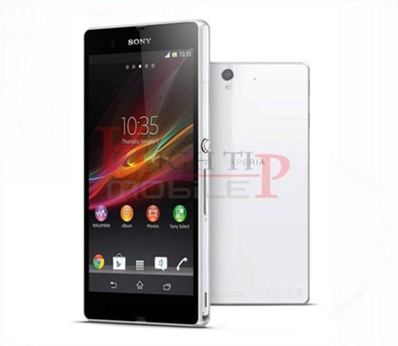 סמארטפון מקורי Sony Xperia Z L36h LT36h L36i C6603 13.1 MP מצלמה Quad-Core 5.0